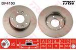 TRW Brake Discs DF4103