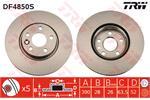 TRW Brake Discs DF4850S