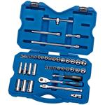 Draper Expert 40 Piece 3/8 inch Drive Metric and Imprerial Ratchet & Socket Set