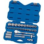 Draper Expert 30 Piece 1/2 inch Drive Metric Ratchet and Socket Set