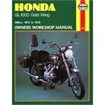 Honda GL1000 Gold Wing (75 - 79)