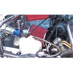 High Performance Cone Air Filter - Red