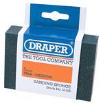 Draper Fine / Medium Grit Flexible Sanding Sponge