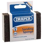 Draper Medium / Coarse Grit Flexible Sanding Sponge