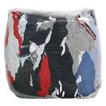 10kg Bag of Rags Assorted vacuum packed bag of rags, ideal to keep at home, in the garage, workshop, van or workplace. A mill...