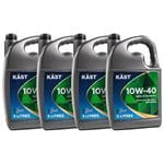 KAST 10w40 Semi Synthetic A3 B4 Engine Oil. 20 Litre