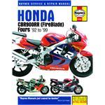 Honda CBR900RR FireBlade Haynes Manual (1992 - 1999)