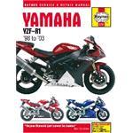 Motorcycle Manual - Yamaha YZF-R1 (1998-2003)