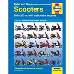 Twist & Go (automatic transmission) Scooters Repair Manual