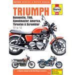 Triumph Bonneville, T100, America, Speedmaster, Thruxton, Scrambler (2001 - 2007)
