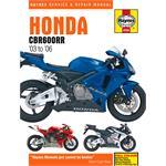 Honda CBR600RR (2003 - 2006) Haynes Manual