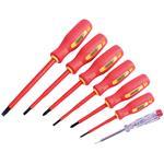 Draper  Insulated ScrewDrivers (Set of 7)