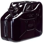 Draper 10L Black Steel Fuel Can