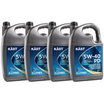 KAST 5w40 PD Fully Synthetic Engine Oil. 20 Litre