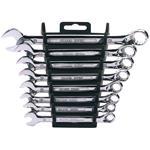 Draper Expert 8 Piece Hi-Torq Metric Combination Spanner Set DIY Tools
