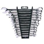 Draper Expert 12 Piece Hi-Torq Metric Combination Spanner Set DIY Tools