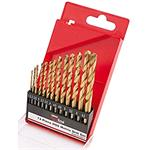Draper RedLine 13 piece HSS Metric Twist Drill Set