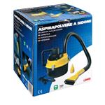 Canister vacuum cleaner - 12V - 160W