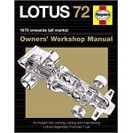 Haynes - Lotus 72 Owners Manual