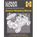 Haynes - Lunar Rover Manual 1971 - 1972: Apollo 15-17 LRV1-3 and 1G Trainer