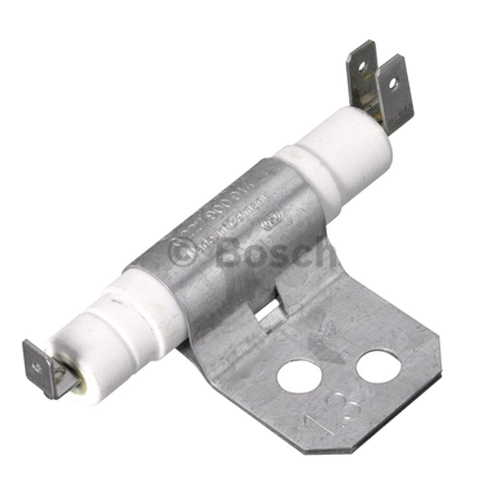 use of ballast resistor in ignition system