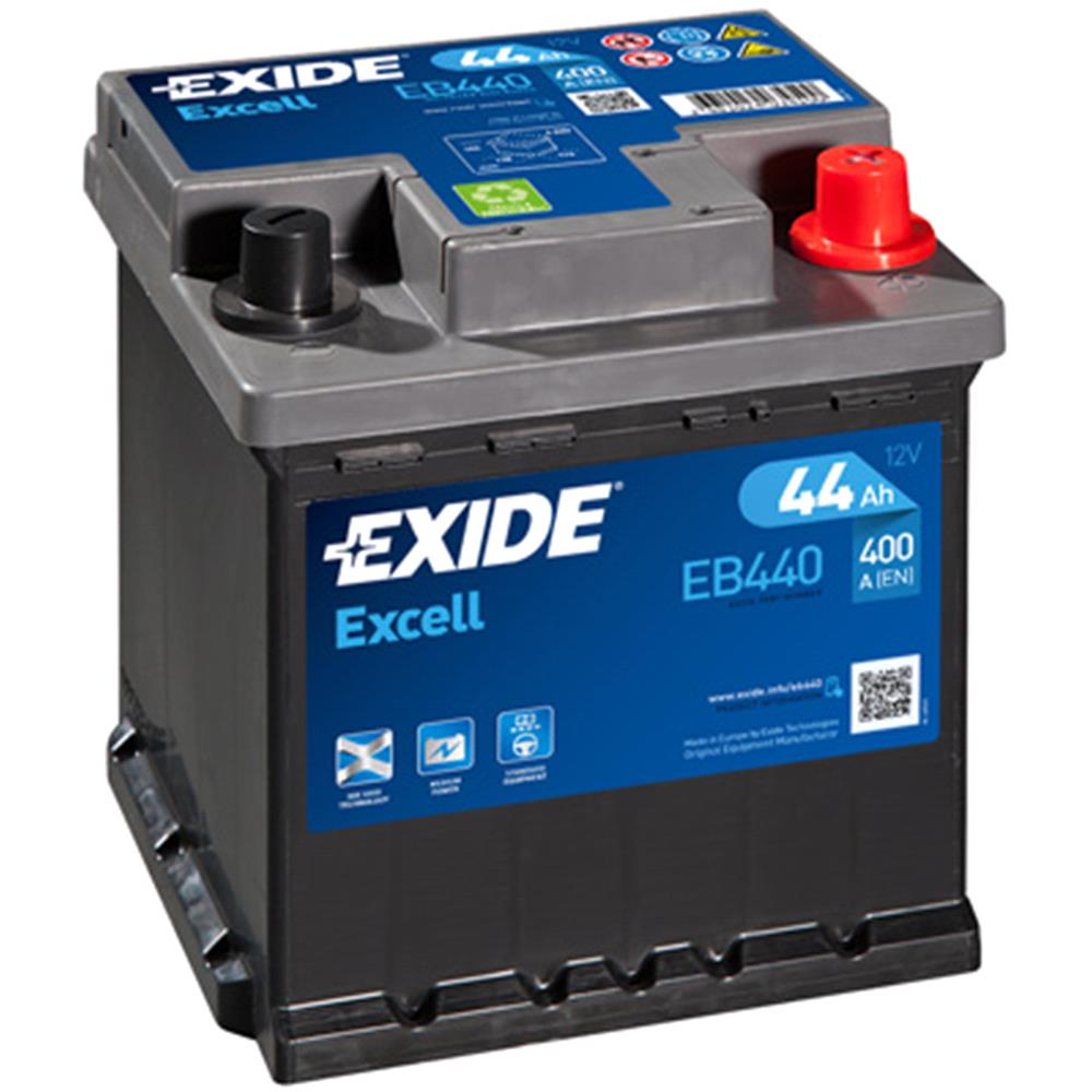 exide battery eb440. Black Bedroom Furniture Sets. Home Design Ideas