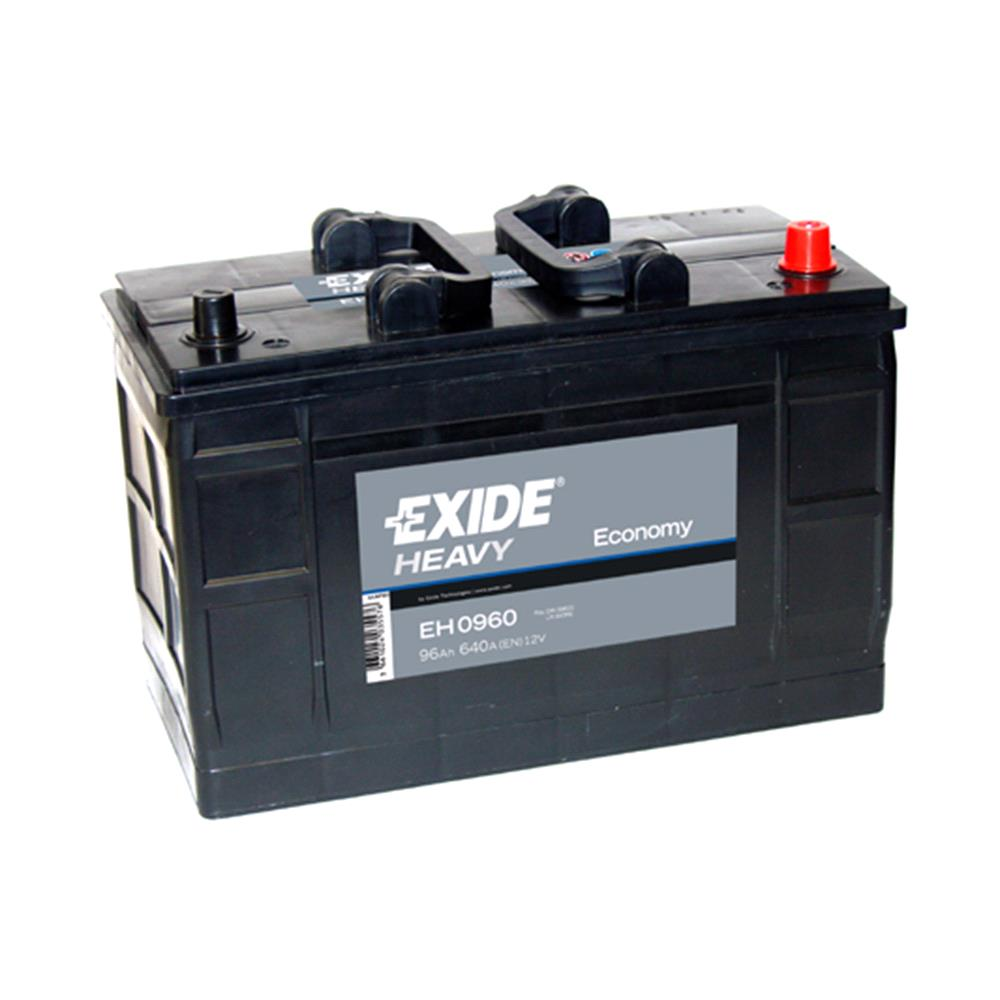 exide battery eh0960. Black Bedroom Furniture Sets. Home Design Ideas