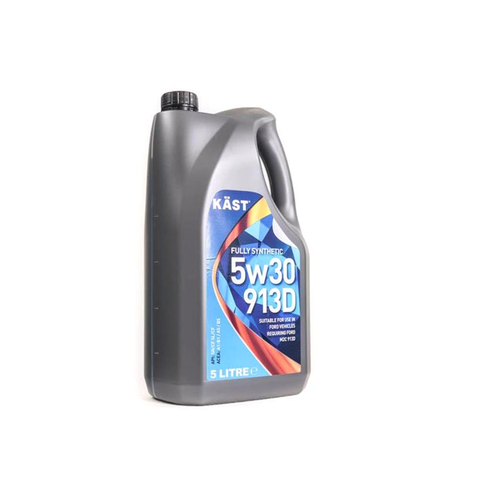 Kast 5w30 913d Ford Fully Synthetic Engine Oil 5 Litre