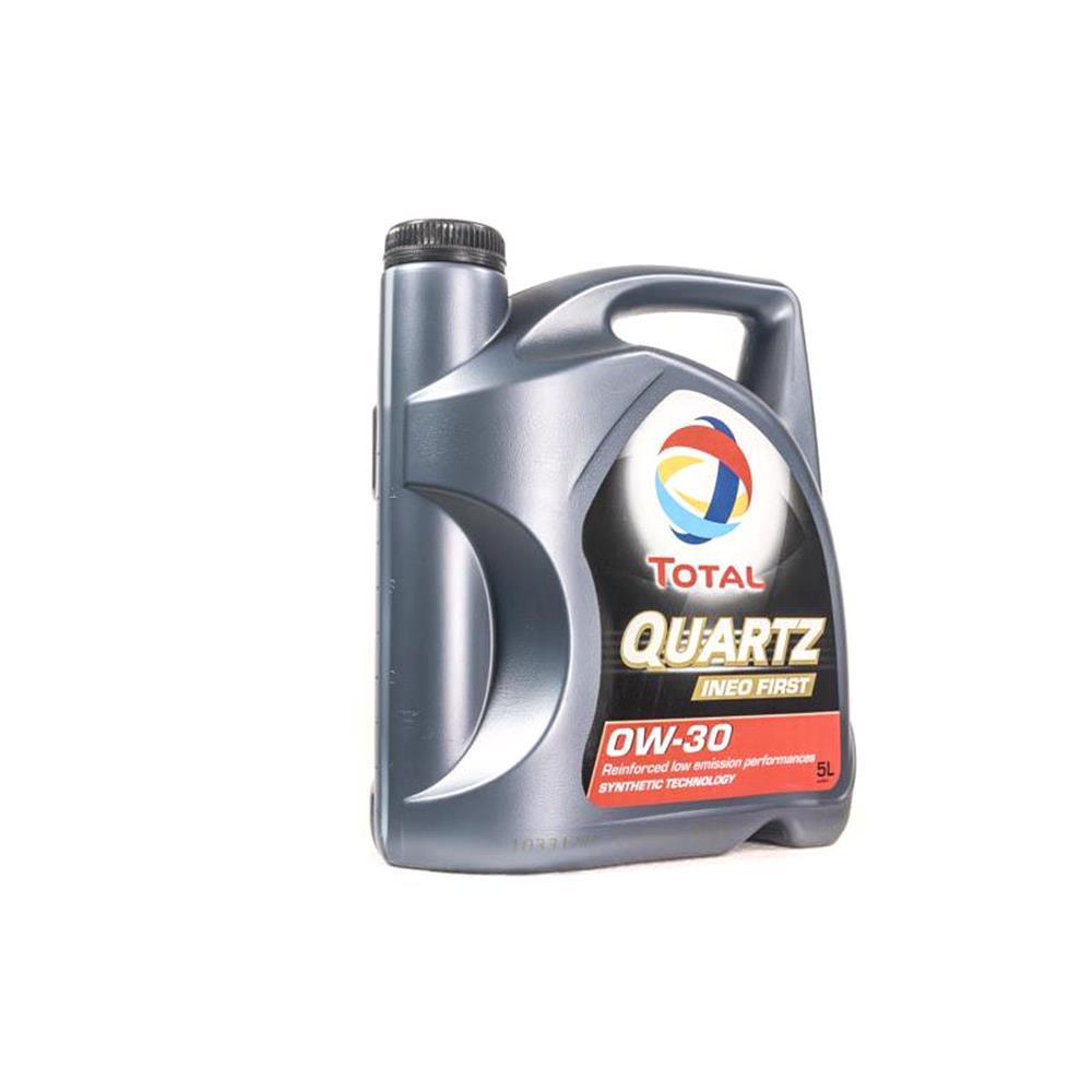 total quartz ineo first 0w30 fully synthetic engine oil 5 litre. Black Bedroom Furniture Sets. Home Design Ideas