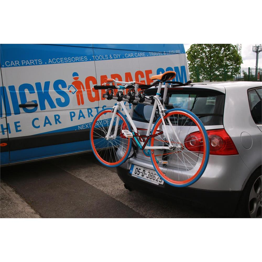 Rear Mounted 3 Bike Carrier Rack for Ford B MAX 2012 17
