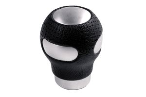 Plush Leather Bodied Alluminium Pilot Beta Gear Knob