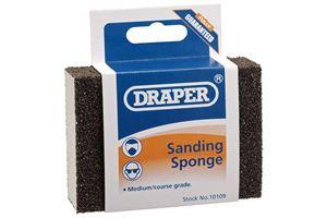 DRAPER MEDIUM - COARSE GRIT FLEXIBLE SANDING SPONGE