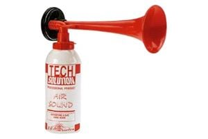 Air Horn and Gas Canister 