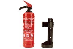 ANAF 1 Kg Powder ABC Fire Extinguisher