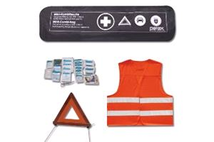 Emergency Kit - Combi-bag +  This EU approved Emergency kit contains a ful