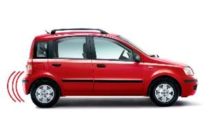 Universal Car/Van Parking Sensor Kit  4 Sensors  Obstructions are no longe