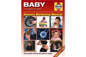 Haynes Baby Manual: Conception to two years 