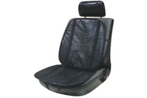 Soft Leather Seat Cushion  High-Quality deluxe soft leather cushion to pro