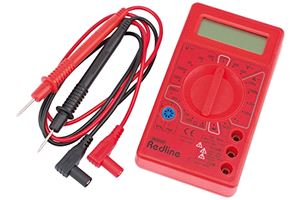 Draper RedLine Digital Multimeter