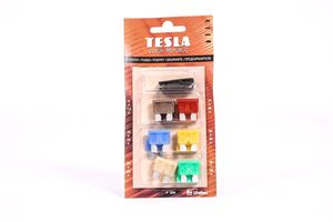 tesla fuse box spare mini kit