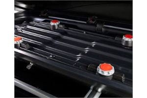 Hapro Carver 8.5 (550 Litre Roof Box)  Maximum useable space combined with