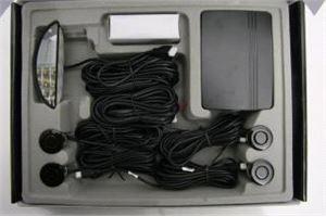 Universal Car/Van Parking Sensor Kit  4 Sensors  with LCD Display   Obstruc