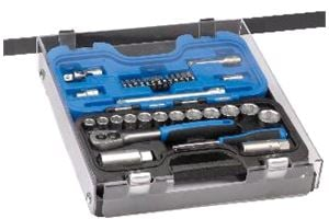 Irimo 3/8in Socket Set 34 Piece