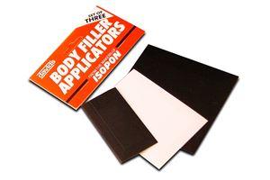 Body Filler Applicators - Pack Of 3