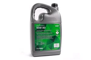 KAST 10w40 Semi Synthetic A3 B4 Engine Oil. 5 Litre