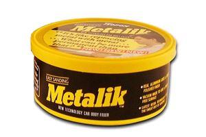 Metalik Body Filler - 250ml