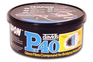 P40 Glass Fibre - 250ml